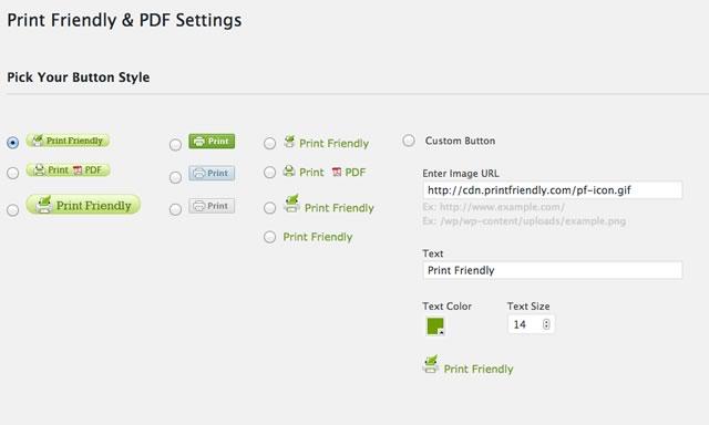 【WordPress】投稿記事・固定ページを印刷・PDF・Eメール出力するプラグイン